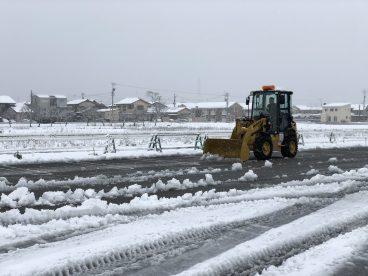 富山seiei除雪隊
